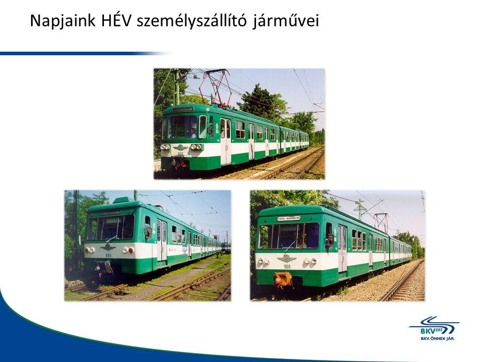 MIXA, MX, MXA típusú villamos motorvonatok – 39 éves átlagéletkor.