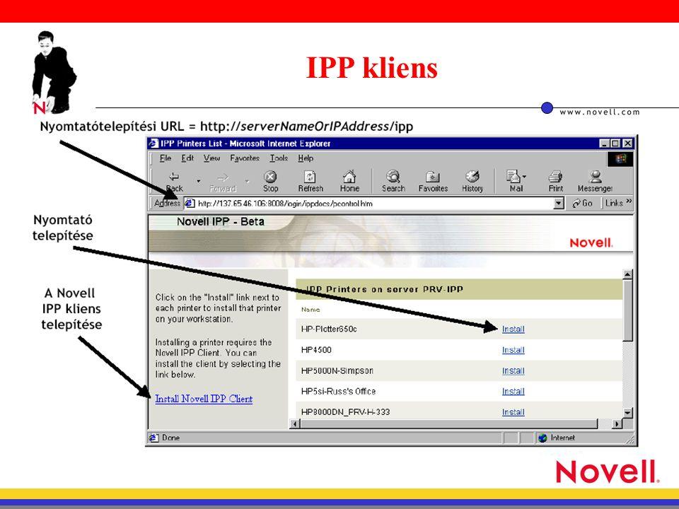 IPP kliens