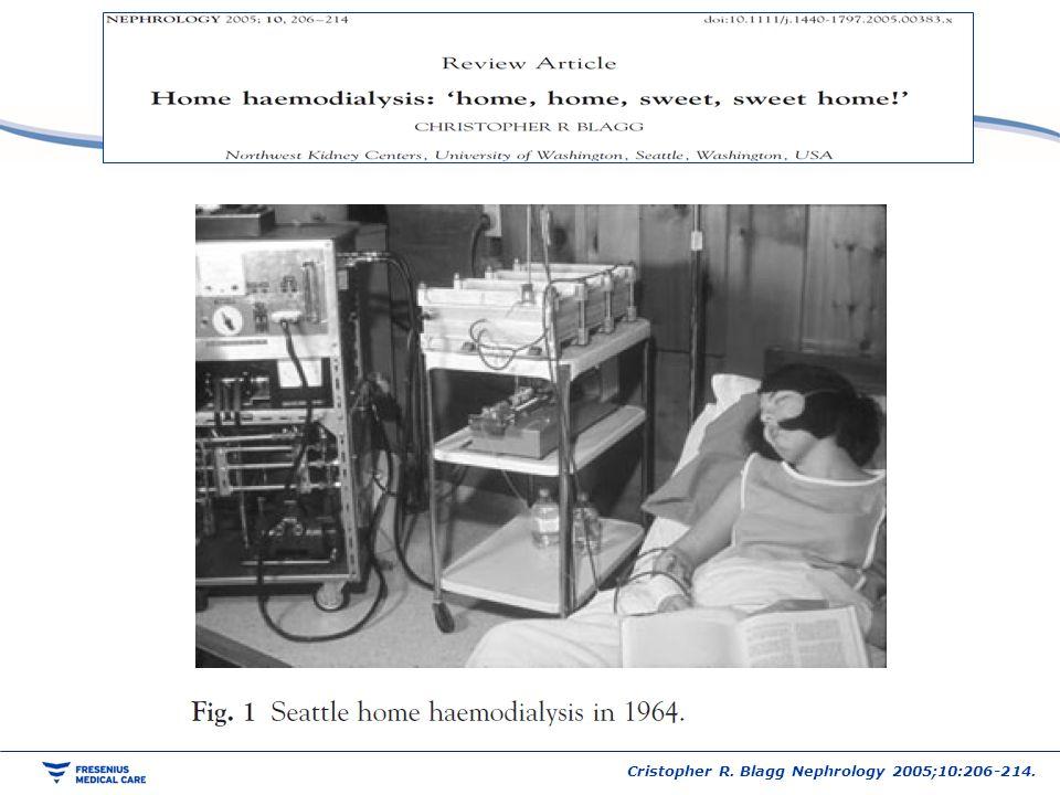Cristopher R. Blagg Nephrology 2005;10:206-214.