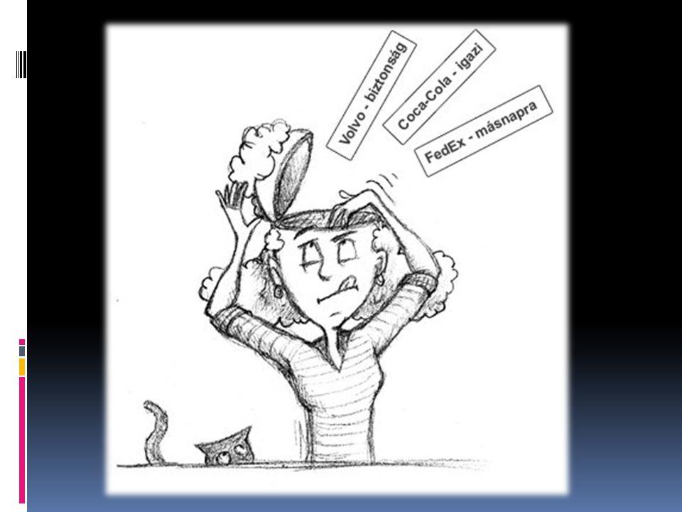 """Informatív pozicionálási stratégiák – az üzenet tartalma: informatív tulajdonság alapján autónál V6 motor bemutatása előny, megoldás alapján a Vademecum eredményesen veszi fel a harcot a fogszuvasodás ellen használat alapján rágógumi a munkahelyi dohányzás helyett használó alapján Panadol fájdalomcsillapító gyermekeknek való pozicionálása versenytársakkal szemben """"Mi jobban igyekszünk –AVIS kampány a piacvezetővel szemben pozicionálta a céget termékcsoporttal szemben a 7-Up """"nem-kóla kampánya, főként tudati asszociációkra építve, a koffein és a kóla kivonat hiányát hangsúlyozta Mahajan és Wind (2000) alapján Magyar Mária – Marketing II."""