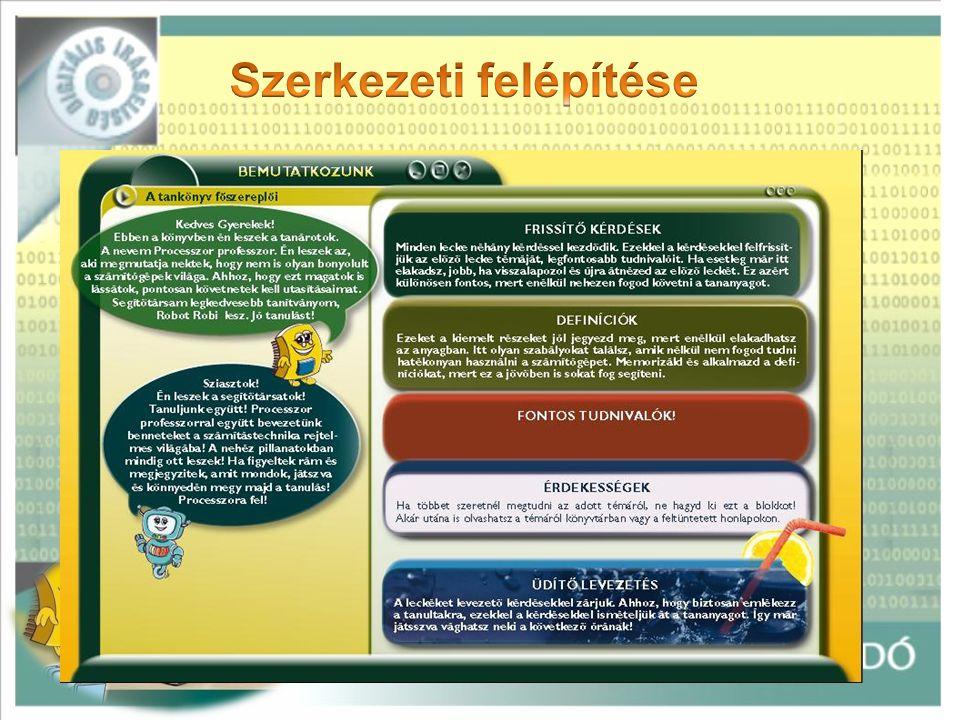 Virtuális oktatási bázis Tananyag és tartalomkezelő rendszer Sulinet Digitális Tudásbázis
