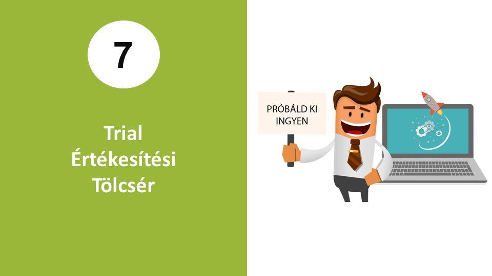 7 Trial Értékesítési Tölcsér