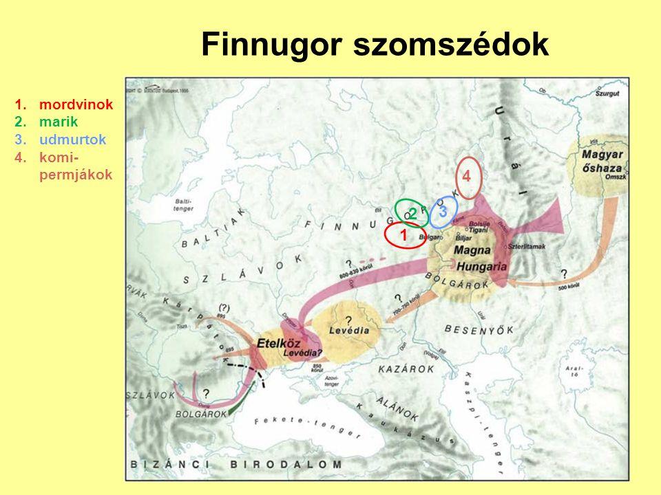 Ősmari (cseremisz) régészeti kultúra – a Veszelov-tanyai tarsolylemez