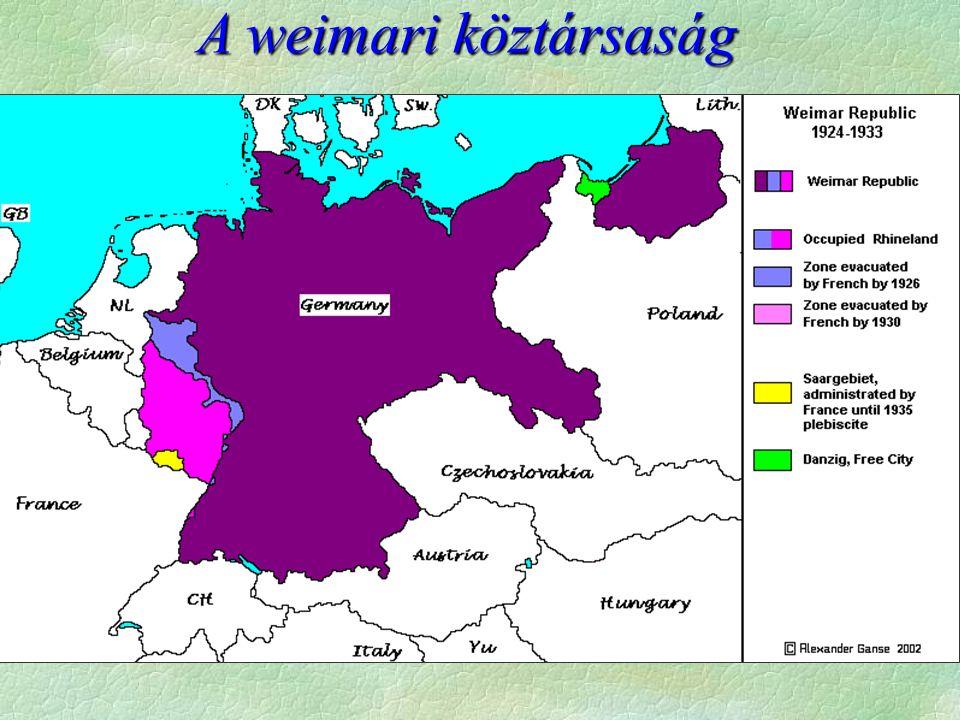  Ludendorf 1918 szeptember  a háborút nem lehet megnyerni  A harc azonban tovább folyik  kieli matrózlázadás  forradalmi hullám bontakozik ki  A forradalom végig söpör Németországon  Munkás és katonatanácsok alakulása   császárság , II.