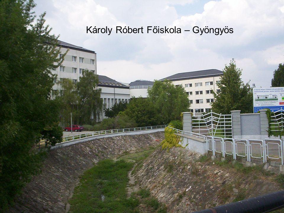 Károly Róbert Főiskola – Gyöngyös