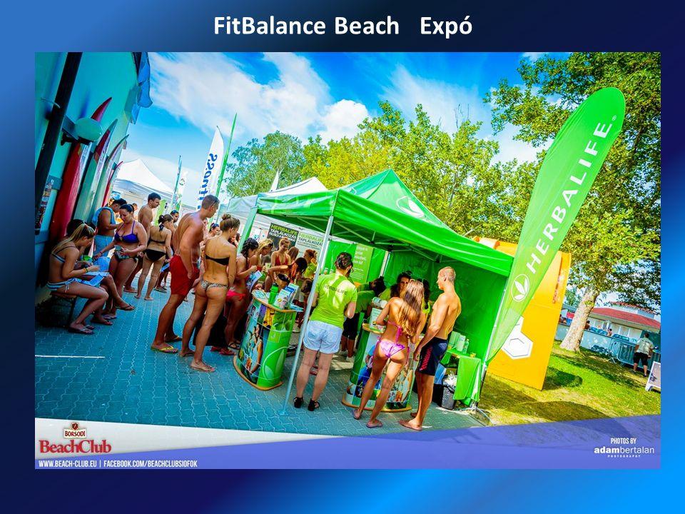 A FitBalance nyári eseménye, immár 4.éve kerül megrendezésre Siófokon a nagystrand területén.