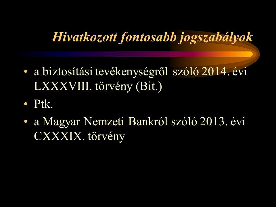 Felügyeleti rendszerek IV.