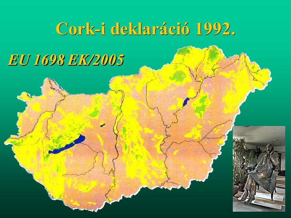 Cork-i deklaráció 1992. EU 1698 EK/2005