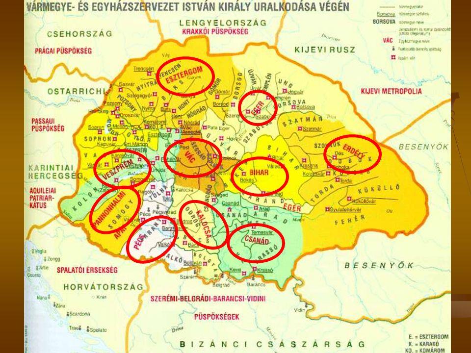 A pogány magyarok csak nehezen, zúgolódva hajlottak az új hitre.