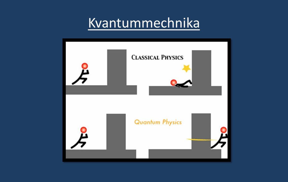 Kvantummechnika