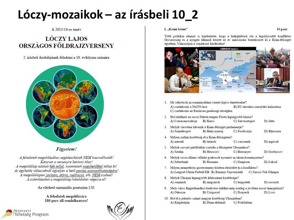 Lóczy-mozaikok – az írásbeli 10_2