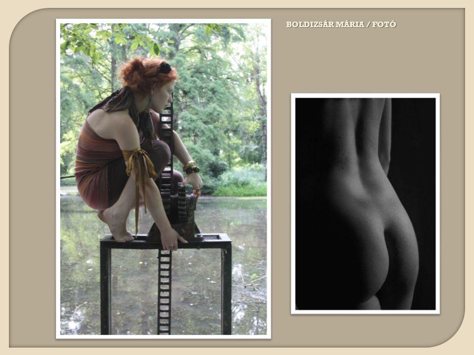 BOLDIZSÁR MÁRIA / FOTÓ