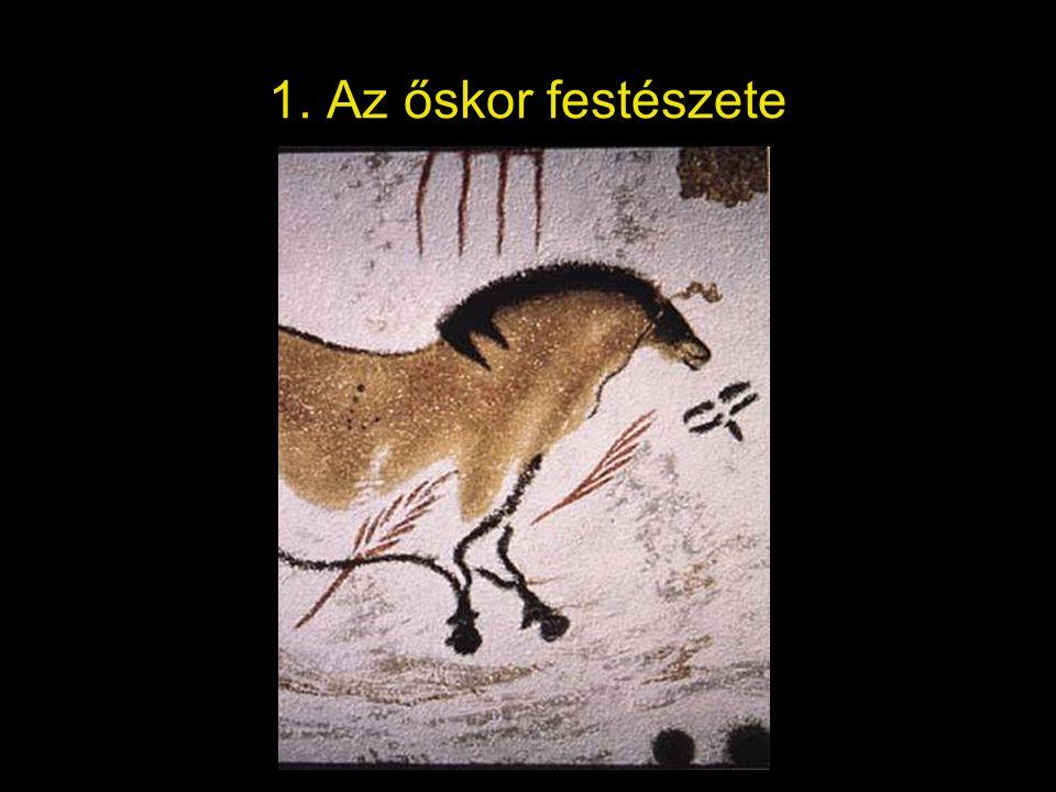 1. Az őskor festészete
