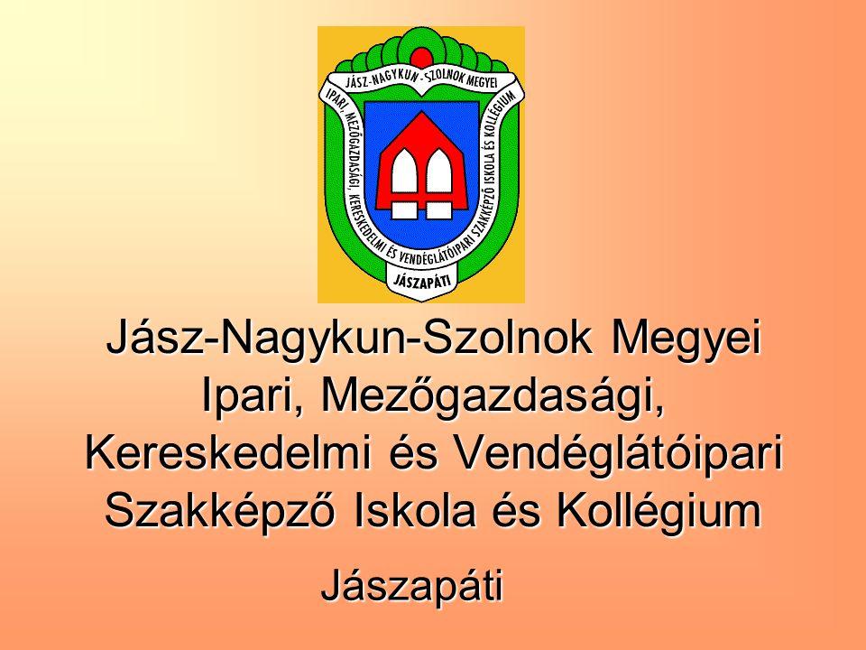 Jász-Nagykun-Szolnok Megyei Ipari, Mezőgazdasági, Kereskedelmi és Vendéglátóipari Szakképző Iskola és Kollégium Jászapáti