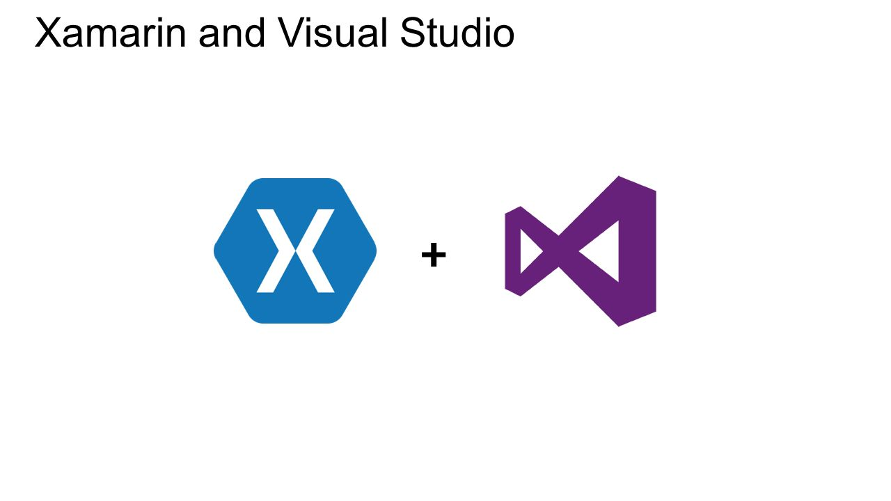 Xamarin and Visual Studio +