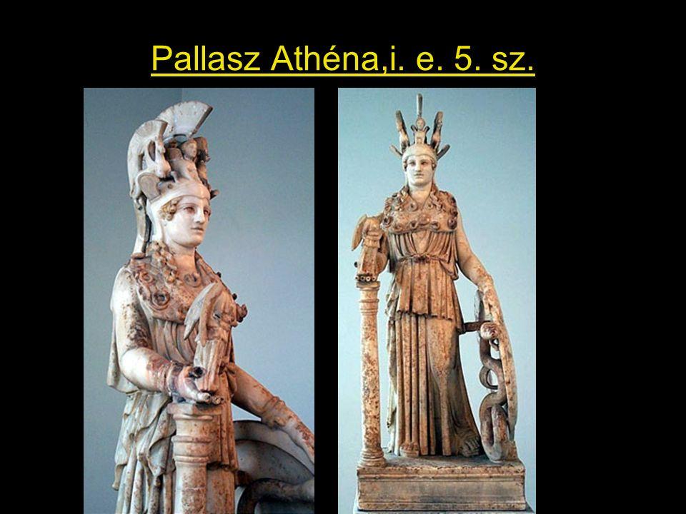 Pallasz Athéna,i. e. 5. sz.