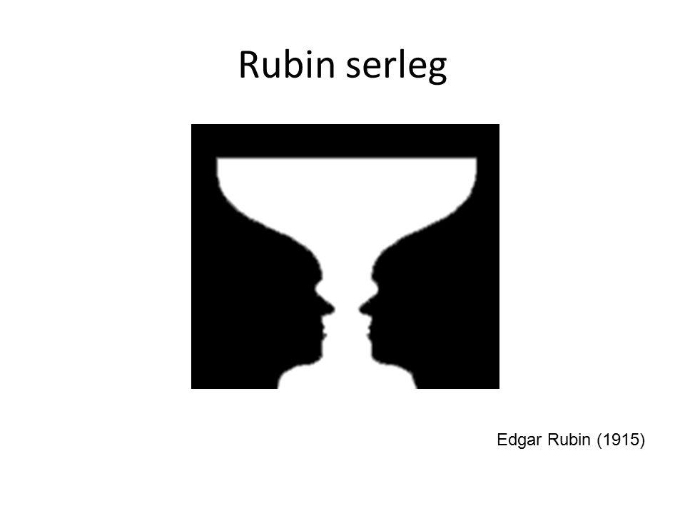Rubin serleg Edgar Rubin (1915)