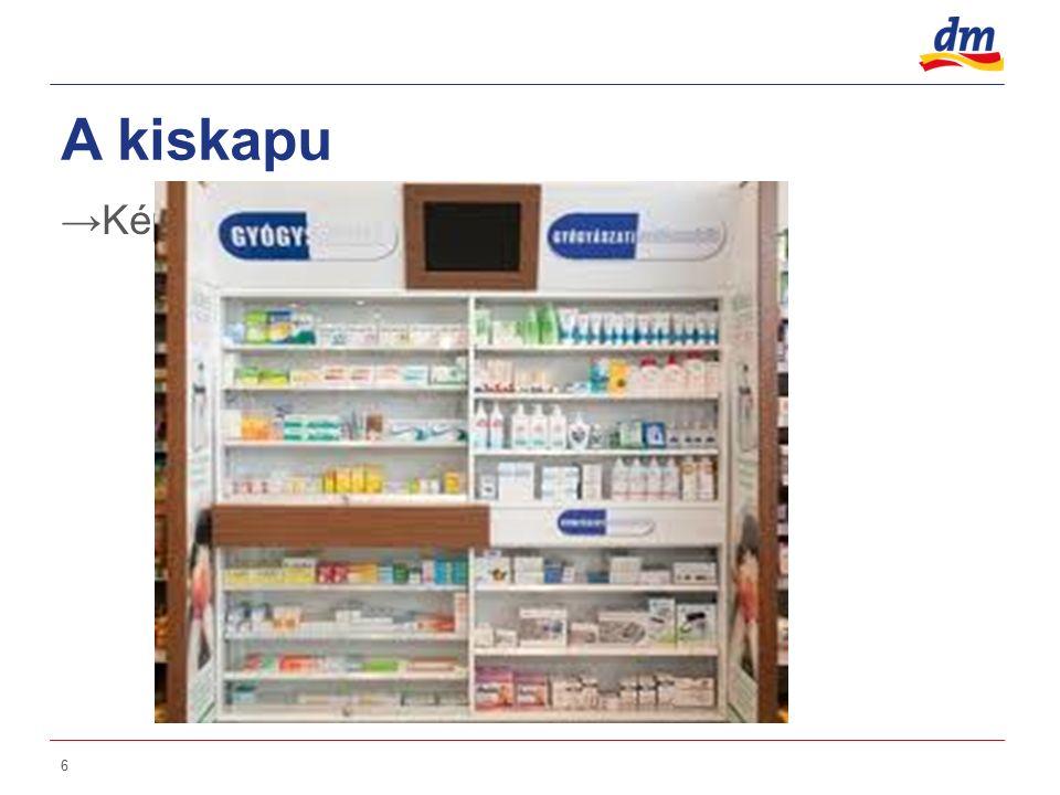 A kiskapu →Kép a gyógyszer szekrényről 6