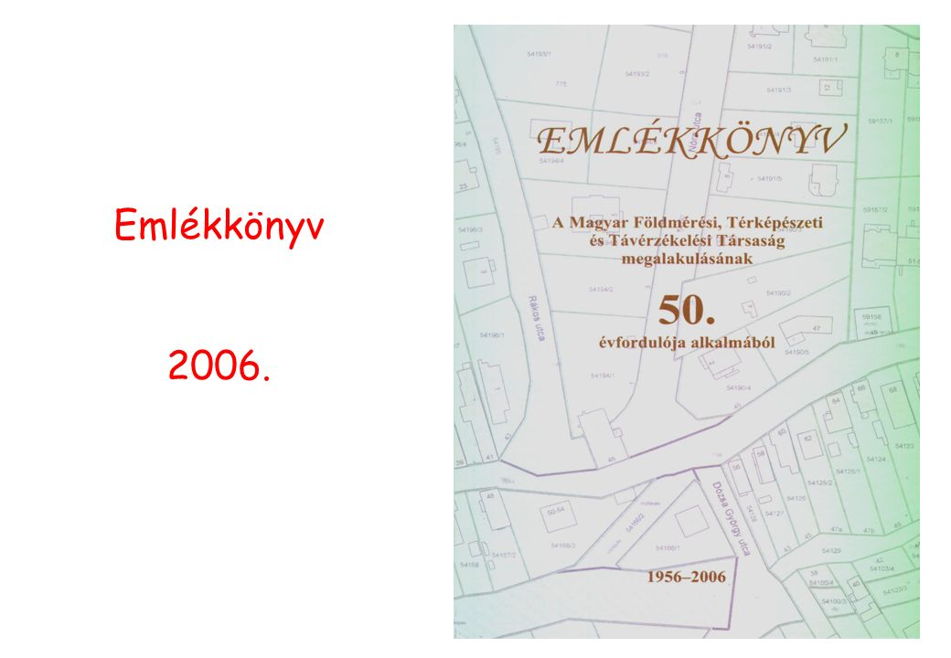 Emlékkönyv 2006.