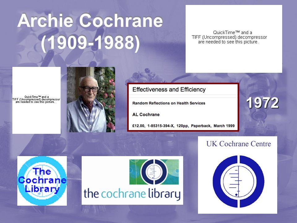 Archie Cochrane (1909-1988) 1972