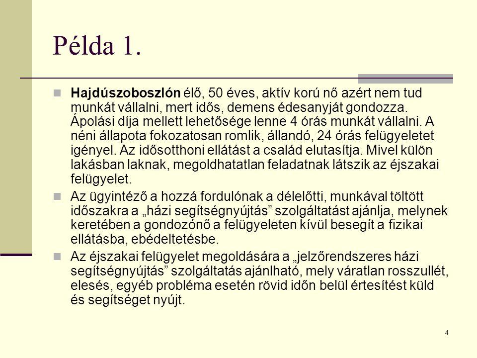 4 Példa 1.