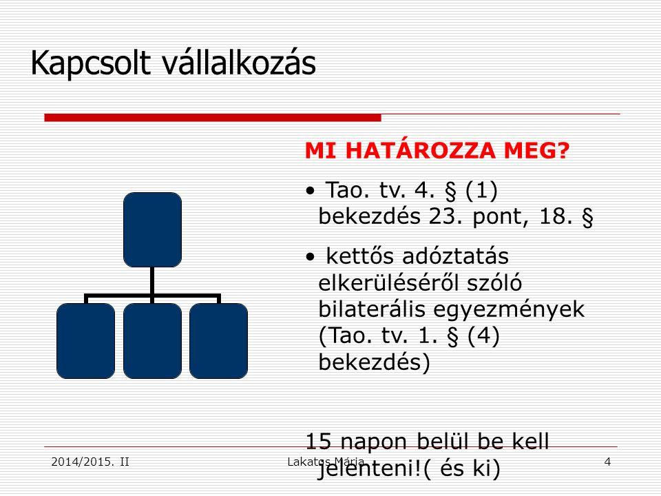 2014/2015.II15 Hogyan is néz ki a transzferár szolgáltatások esetében.