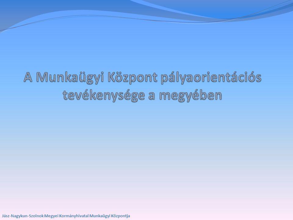 Jász-Nagykun-Szolnok Megyei Kormányhivatal Munkaügyi Központja