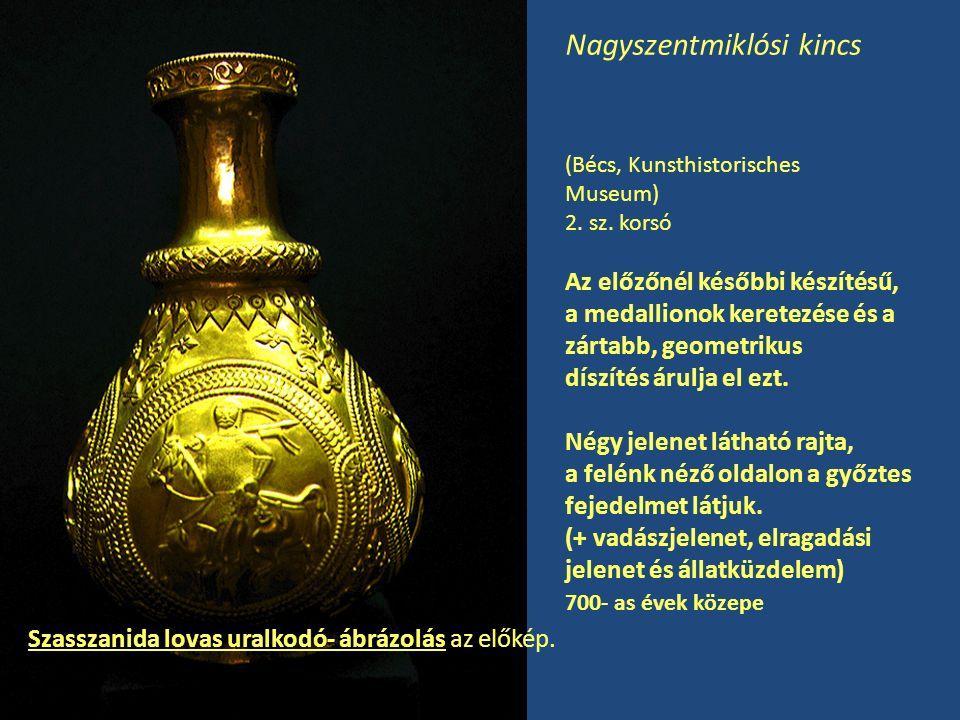 Nagyszentmiklósi kincs (Bécs, Kunsthistorisches Museum) 2.
