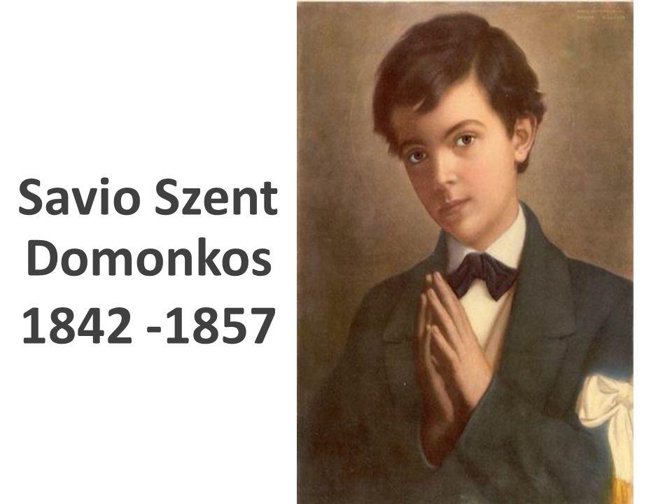 Savio Szent Domonkos 1842 -1857