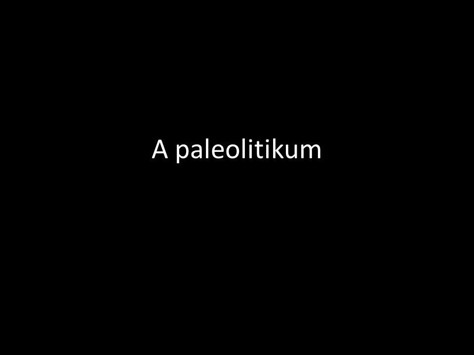 A paleolitikum