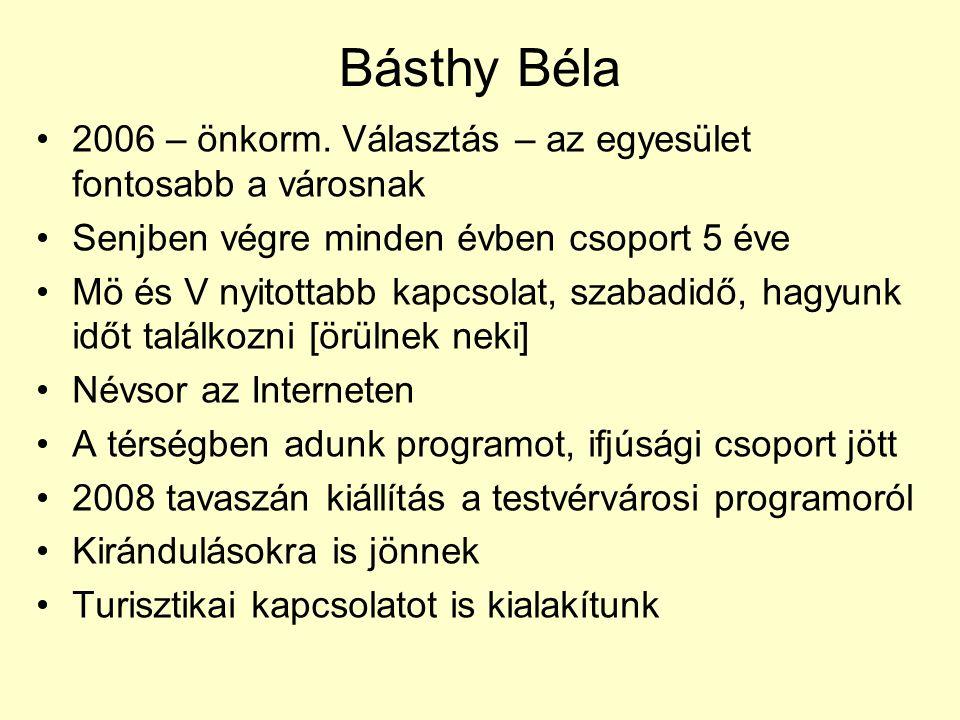 Básthy Béla 2006 – önkorm.