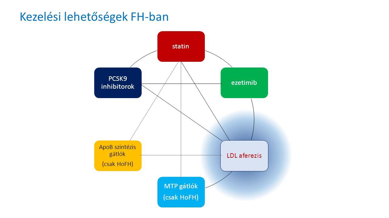 Kezelési lehetőségek FH-ban