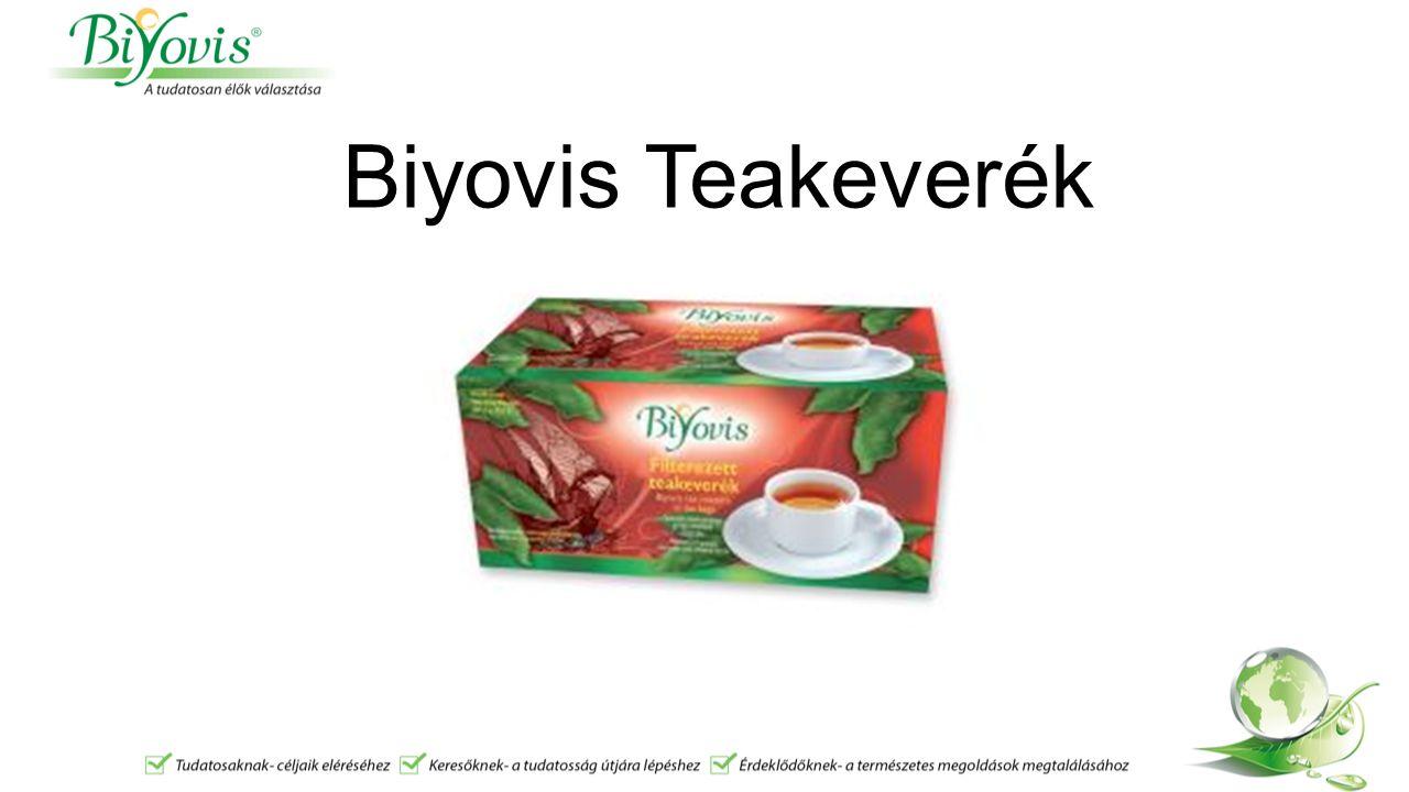 Biyovis Teakeverék