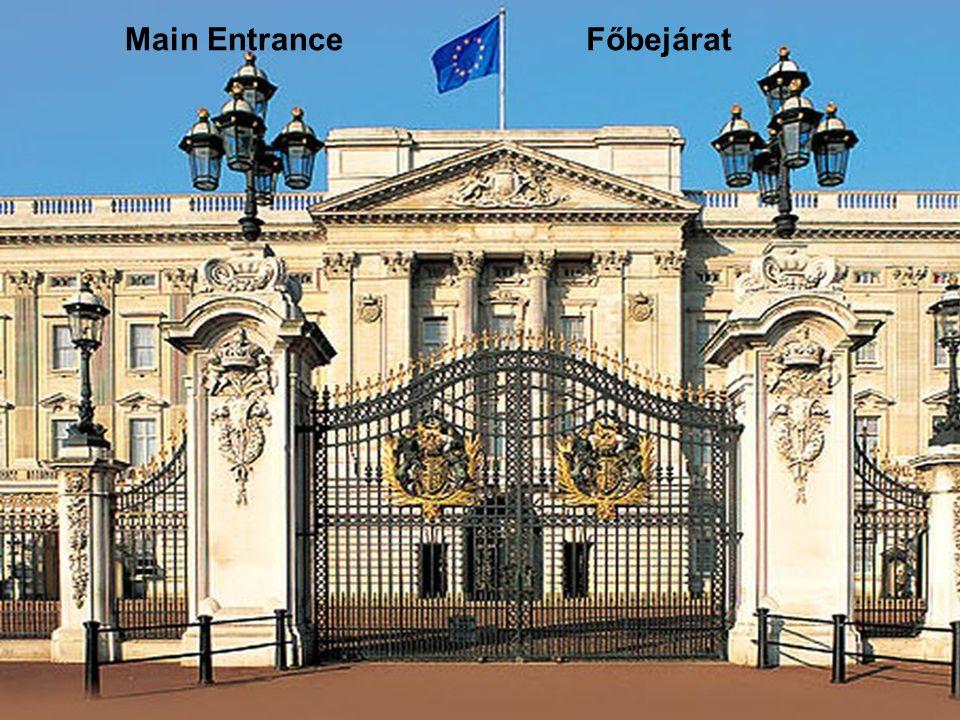 Main Entrance Főbejárat
