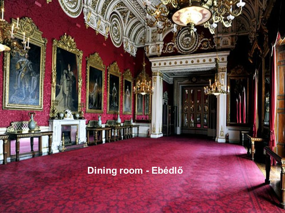 Dining room - Ebédlő