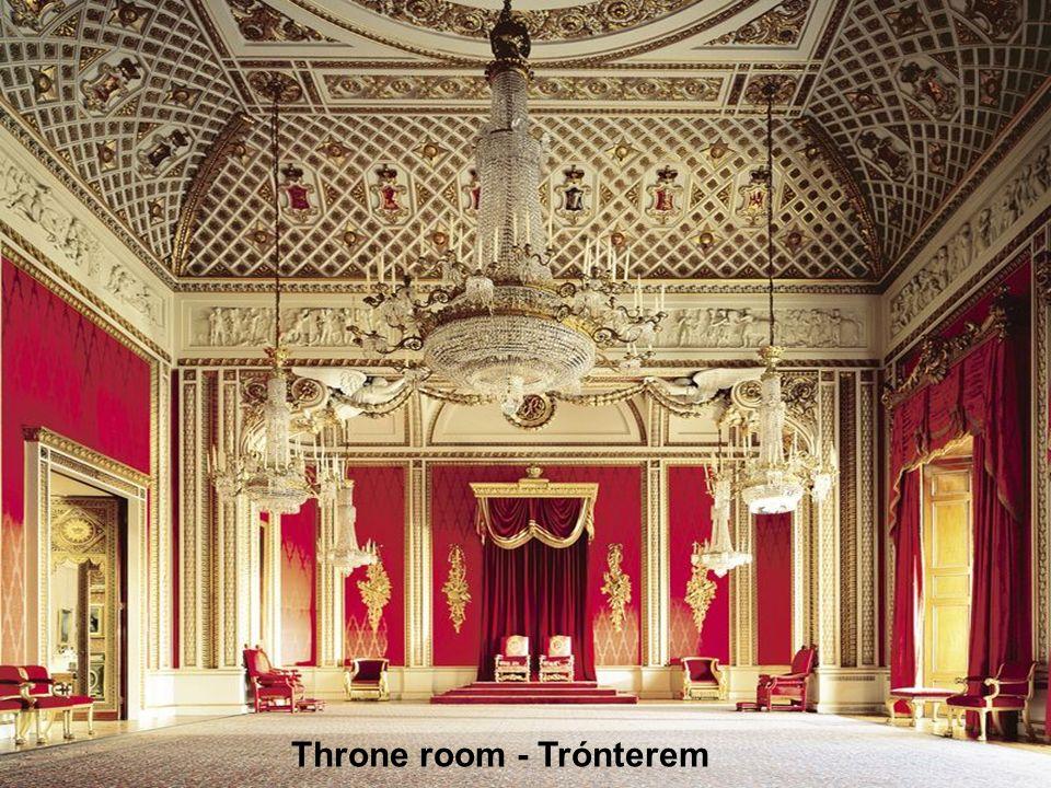 Throne room - Trónterem