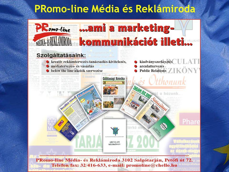 PRomo-line Média és Reklámiroda