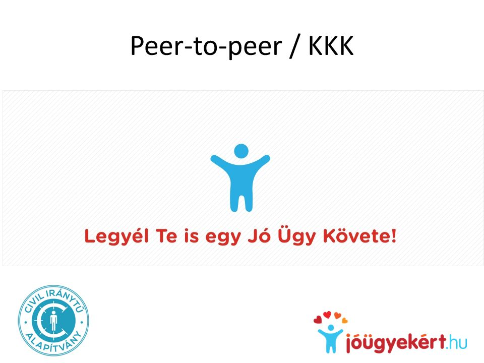 Peer-to-peer / KKK