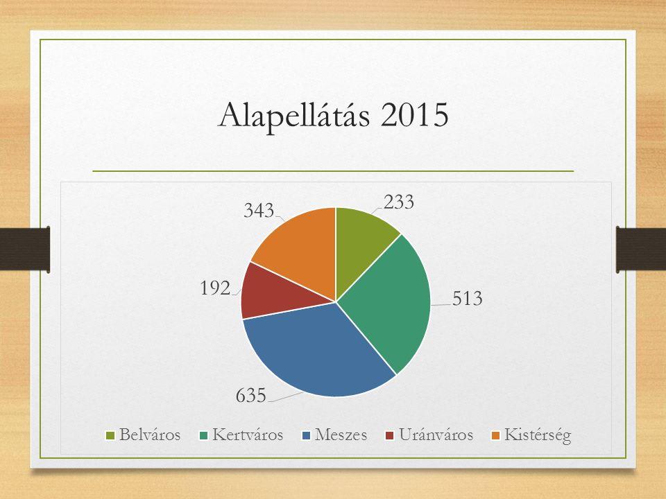 Alapellátás 2015