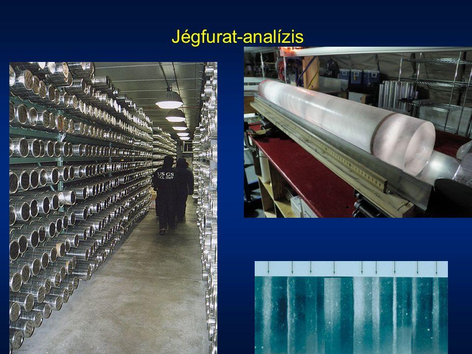 Jégfurat-analízis