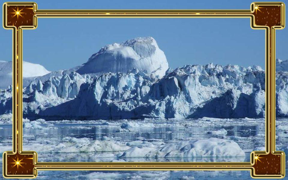 Sarkvidékek A globális felmelegedés számlájára írható az olvadás. Ez nem csak a vízszint emelkedését, s ezáltal szigetek és alacsonyabban fekvő terüle
