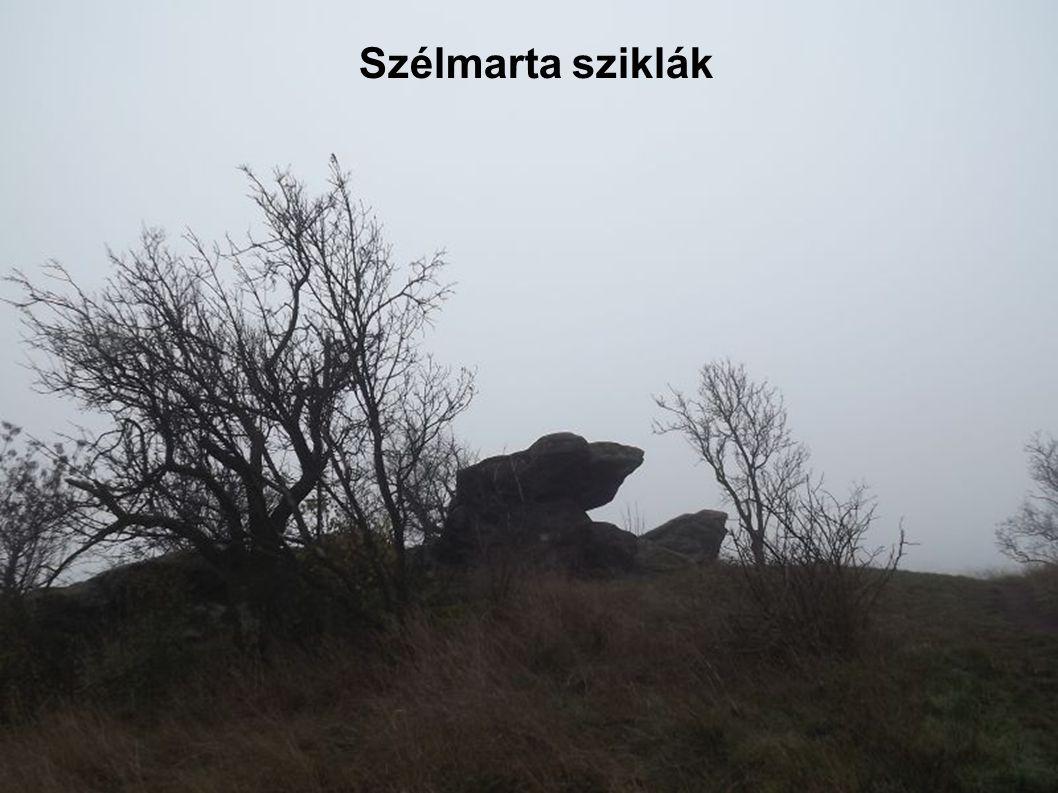 Szélmarta sziklák