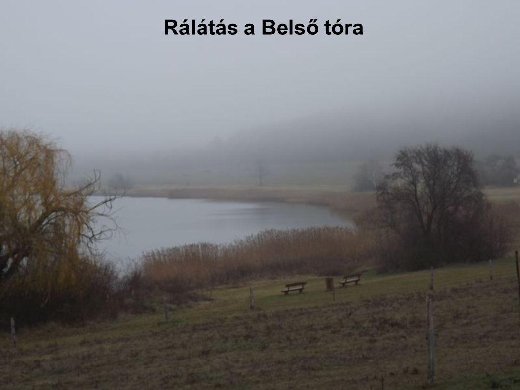 Rálátás a Belső tóra