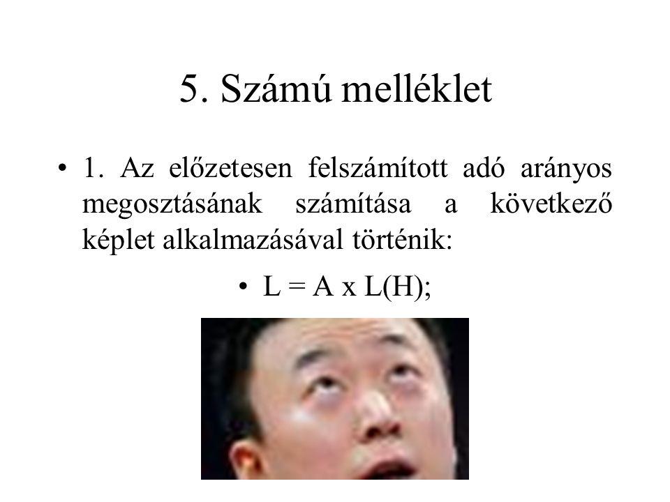 5.Számú melléklet 1.
