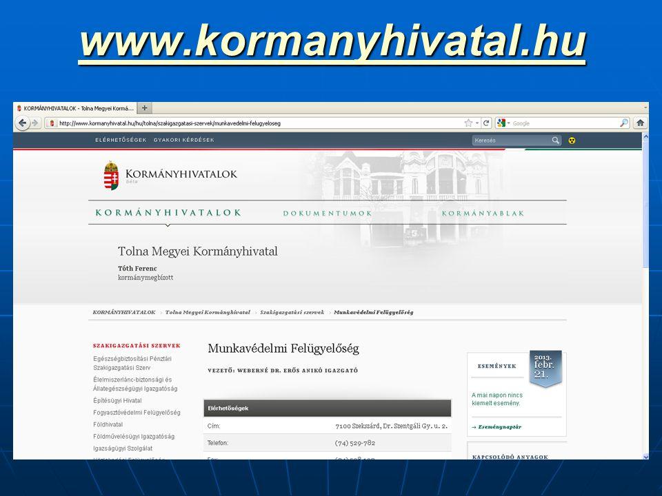 www.kormanyhivatal.hu