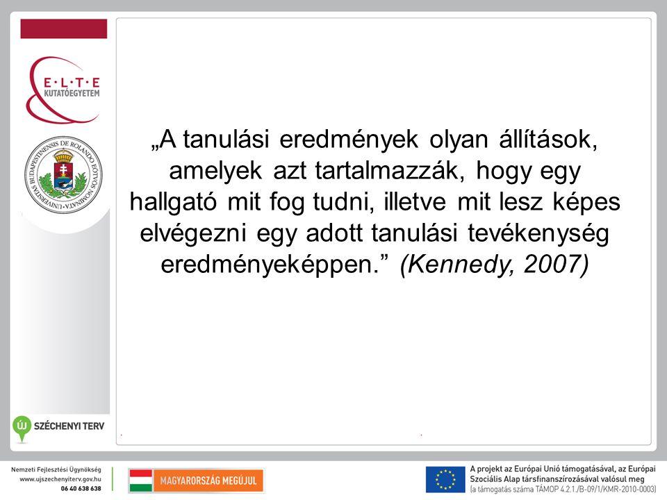 A kutatás előzményei TÁMOP 4.2.1.5. sz. Pedagogikum alprojekt IV.
