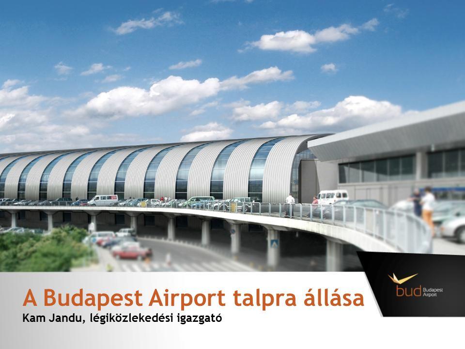 A Budapest Airport talpra állása Kam Jandu, légiközlekedési igazgató
