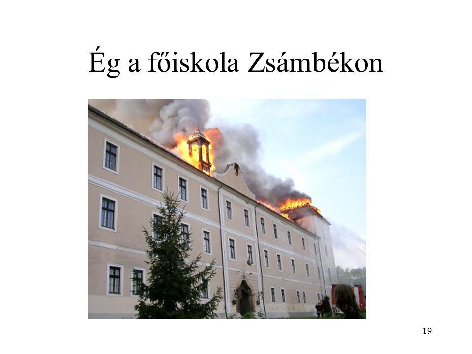 18 Égés, tűz, tűzoltás — 1 Az égés oxigénfelvétel.