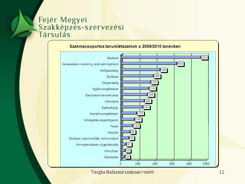 Vargha Balázsné szakmai vezető12