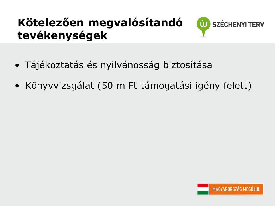 Pályázat benyújtása: I.szakasz: 2011.október 3. II.Szakasz: 2012.